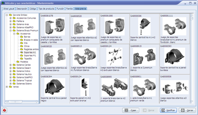Software toldos fabricantes e instaladores corte y for Accesorios para toldos